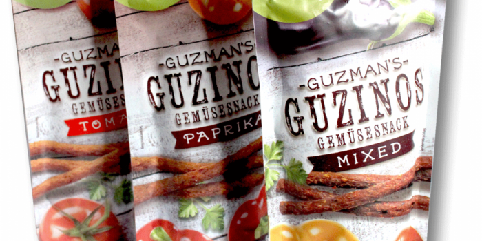 Guzman's Guzinos – die neue Art Gemüse zu snacken